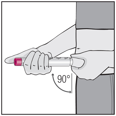 Pen Injection Angle
