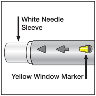 Title: Pen White Needle Sleeve