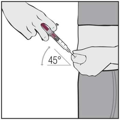 Title: Syringe Injection Angle