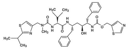 ritonavir-chem-structure