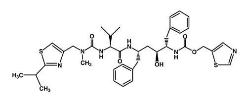norvir chem structure