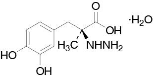 carbidopa chem structure