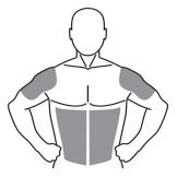 androge; 1pct shoulders torso 05-06-2014