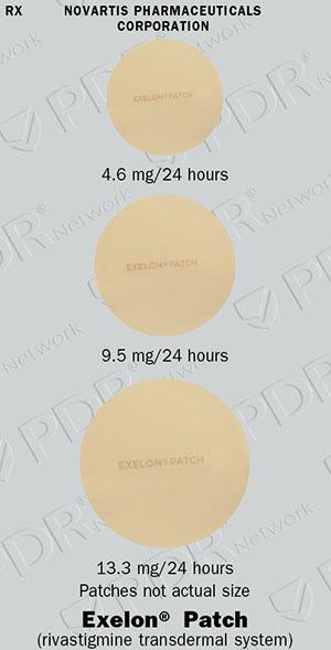 Exelon patch prescribing information